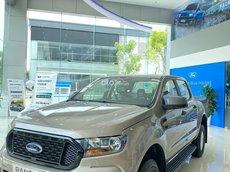 Cần bán xe Ford Ranger XLS 2.2MT 4x2 sản xuất năm 2021, màu vàng giá cạnh tranh