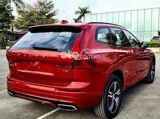 Cần bán Volvo XC60 T6 AWD R-Design năm sản xuất 2021, màu đỏ, nhập khẩu