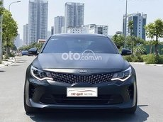 Cần bán gấp Kia Optima 2.4 GT line đời 2018, màu xanh lam, 805 triệu