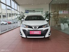Cần bán lại xe Toyota Vios đăng ký 2018, ít sử dụng giá tốt 480tr