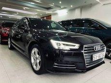 Cần bán xe Audi A4 năm sản xuất 2016, màu đen, nhập khẩu nguyên chiếc xe gia đình