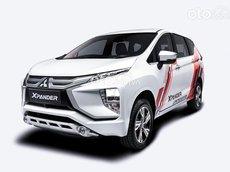 Mitsubishi Xpander Limited phiên bản đặc biệt giá không đổi, đưa trước chỉ với 130tr nhận xe hỗ trợ thuế trước bạ 50%