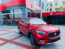 Cần bán MG ZS 1.5 COM đời 2021, màu đỏ