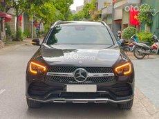 Cần bán gấp Mercedes GLC300 năm sản xuất 2020, màu đen