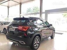 Cần bán xe Kia Seltos 1.4 Turbo Premium 2021, màu đen
