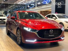 Bán All New Mazda 3 động cơ 1.5L Skyactive số tự động 6 cấp, sản xuất năm 2021 giá tốt 669tr