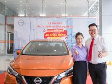 [ Nissan Vinh ] Nissan Almera 2021 đủ màu, giá tốt nhất Việt Nam, ưu đãi khủng trong tháng 9