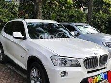 Bán BMW X3 xDrive28i sản xuất 2012, màu trắng, nhập khẩu nguyên chiếc còn mới, giá tốt
