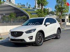 Cần bán gấp Mazda CX 5 2016, màu trắng giá cạnh tranh