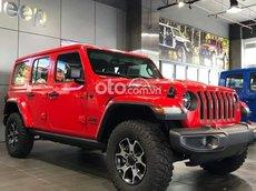 Jeep Wrangler Rubicon - Huyền thoại Off Road