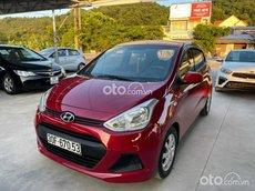 Cần bán xe Hyundai Grand i10 năm sản xuất 2015, màu đỏ, xe nhập còn mới