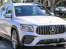 Cần bán xe Mercedes GLB35 4Matic sản xuất 2021, màu trắng, xe nhập