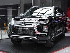 Bán Mitsubishi Pajero Sport 4x4 đời 2021, màu đen