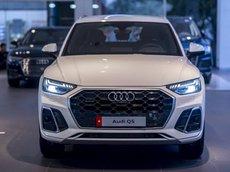 Cần bán Audi Q5 đời 2021, màu trắng, nhập khẩu nguyên chiếc