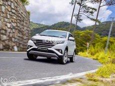 Toyota Rush 2021, tặng 25 tr tiền mặt, 1 năm BHTV, hỗ trợ lãi suất tốt nhất miền Bắc