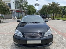 Bán Toyota Corolla Altis đời 2005, màu đen chính chủ giá cạnh tranh