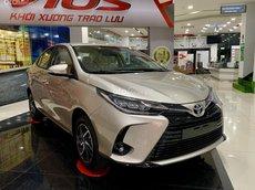 Toyota Vios G 2021 ưu đãi cực khủng, tặng phí trước bạ, phụ kiện chính hãng, hỗ trợ 80%, đủ màu giao ngay