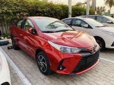 Toyota Vios E CVT 2021 ưu đãi sập sàn tại Vĩnh Phúc