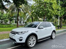 Bán xe Land Rover Discovery sản xuất năm 2016, màu trắng