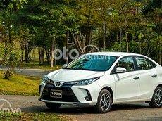 [Toyota Thái Bình ] Toyota Vios 2021 giảm tiền mặt + Tặng BHVC + Phụ kiện, sẵn xe, đủ màu giao ngay giá tốt nhất