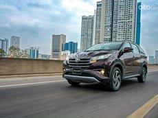 Toyota Thái Bình ] Toyota Rush 1.5 2021 đủ màu, tặng BHVC, giao xe ngay thủ tục nhanh gọn