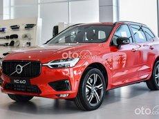 Bán Volvo XC60 chiếc xe SUV châu Âu bán chạy nhất hiện nay, có xe giao ngay, trả góp 85%, hỗ trợ lái thử