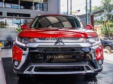 Bán ô tô Mitsubishi Outlander CVT năm sản xuất 2021, màu đỏ, 825 triệu