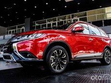 Bán ô tô Mitsubishi Outlander CVT Premium đời 2021, màu đỏ