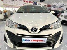 Cần bán lại xe Toyota Vios 1.5E sản xuất 2018, màu trắng
