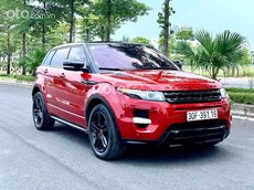 Cần bán xe Land Rover Range Rover Evoque sản xuất năm 2012, màu đỏ, nhập khẩu nguyên chiếc