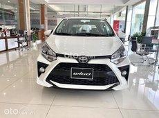 Bán ô tô Toyota Wigo AT 2021, màu trắng, nhập khẩu giá cạnh tranh