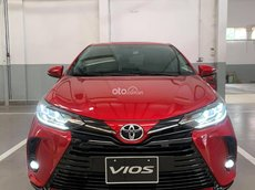 Toyota Vios - Giá luôn tốt nhất - Đủ màu xe