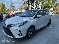Bán Toyota Vios giá tốt nhất Miền Bắc, giảm giá sâu, tặng full phụ kiện, trả góp 80%, giao xe ngay