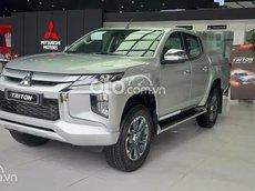 Cần bán Mitsubishi Triton 4x2 AT  sản xuất năm 2021, 600 triệu tặng nắp thùng/bảo hiểm