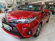 Bán Toyota Yaris 2021, giảm giá tiền mặt, tặng phụ kiện chính hãng, hỗ trợ 80%, đủ màu giao xe ngay