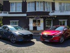 All New Mazda 3 giá chỉ từ 669 triệu, ưu đãi tiền mặt lên tới 45 triệu tặng BHVC