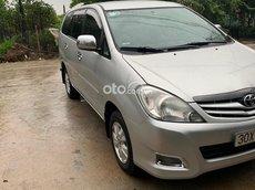 Cần bán xe Toyota Innova sản xuất 2010, một chủ từ mới, biển Hà Nội 4 số