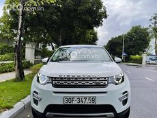 Xe Land Rover Discovery đời 2015, màu trắng, xe nhập còn mới