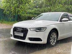 Xe Audi A6 2013, màu trắng, nhập khẩu nguyên chiếc