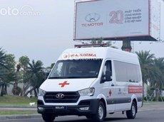 Hyundai Solati cứu thương đời 2021, màu trắng