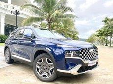 [Quảng Ninh] Hyundai Santa Fe sản xuất 2021, giá siêu tốt, kịch sàn 35tr cùng nhiều phần quà hấp dẫn