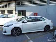 Bán Toyota Corolla Altis 2021 siêu giảm giá, tặng nhiều phụ kiện hấp dẫn, trả góp 80% đủ màu các phiên bản giao ngay