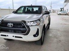 Toyota Hilux 2021 xịn xò, nhiều ưu đãi hấp dẫn