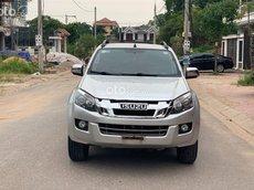 Cần bán lại xe Isuzu D-Max 2.5 L 4x2 AT năm sản xuất 2014, màu bạc, nhập khẩu nguyên chiếc