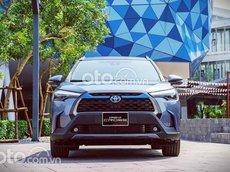 Bán Toyota Corolla Cross sản xuất 2021 xe nhập