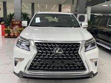 Bán Lexus GX460 Platinum sản xuất 2021, màu trắng bản full nhất nhập Trung Đông, xe có sẵn giao ngay