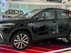 Bán Toyota Corolla Cross 1.8V năm 2021, sang trọng, đẳng cấp, vững chắc trên mọi cung đường