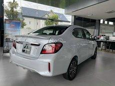 Mitsubishi Attrage 2021 trả trước 80 triệu - đủ màu