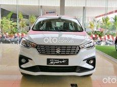 SUV 7 chỗ - Suzuki Ertiga 2021 phiên bản đặc biệt, hỗ trợ 50% phí trước bạ
