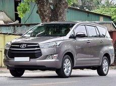 Bán ô tô Toyota Innova 2.0E sản xuất 2018, màu xám số sàn